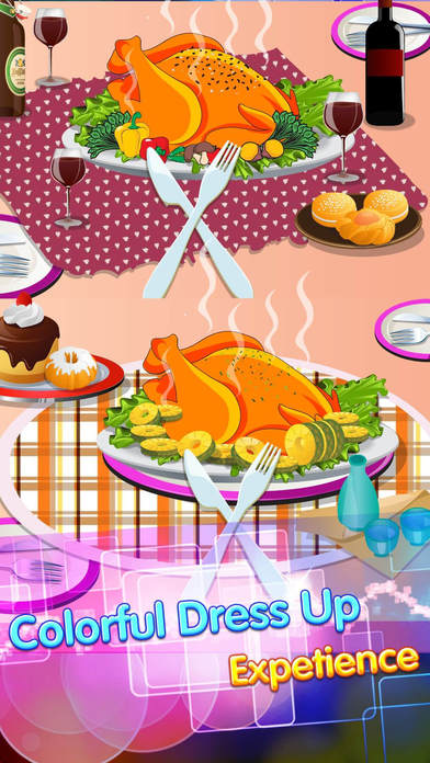Delicious Food - Dinner Preparation Girly Games Screenshot on iOS