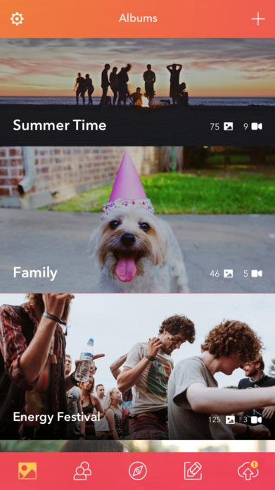 Secret Apps - the secret locker for photo & video Screenshot