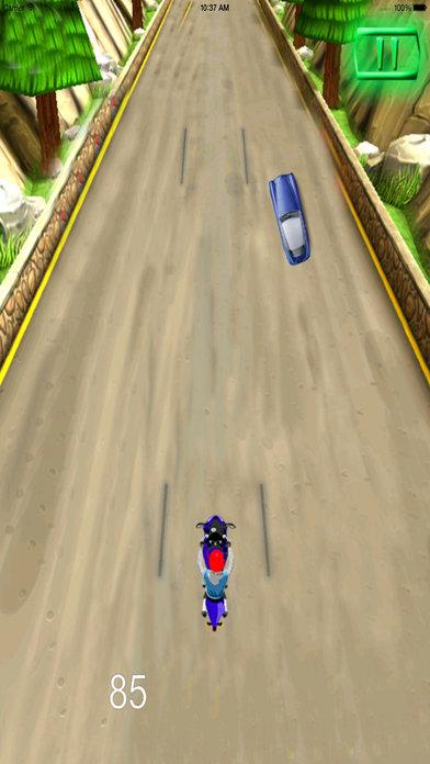 Super Nitro Bike PRO: Explosive Battle Screenshot on iOS