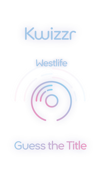 Lyrics Quiz - Guess the Title - Westlife Edition Screenshot on iOS