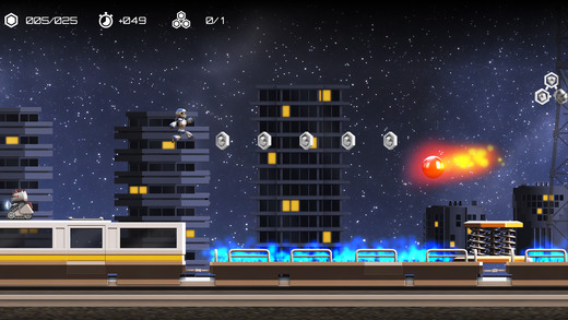 Atom Run Screenshot