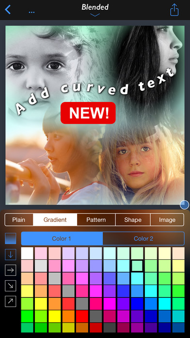 PolyFrame - All In One Collage Maker Screenshots