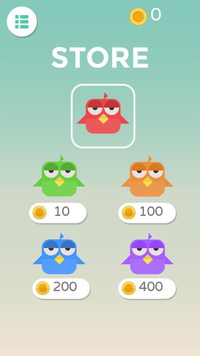 Brave Bird #1 Screenshot on iOS