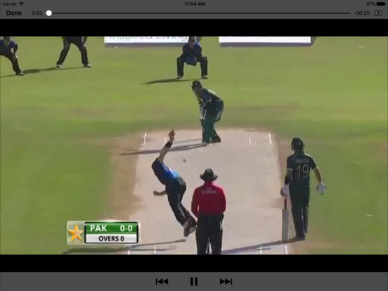 Cricket World Sports HD T20, ODI, TEST ALL Sports-ipad-1