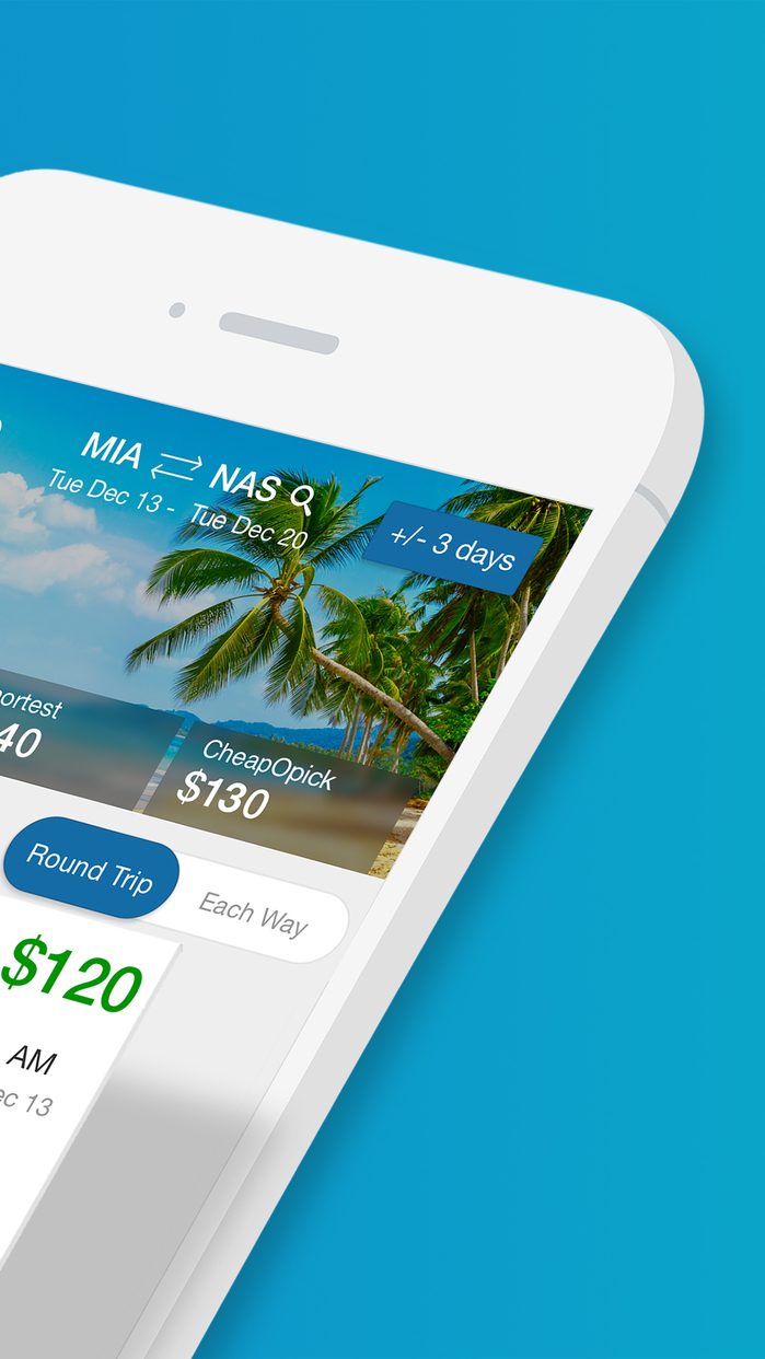 CheapOair: Cheap Flights, Cheap Hotels Booking App Screenshot