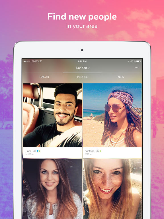 Lovoo – dating chat itunes