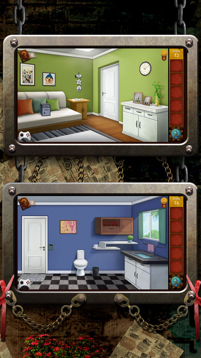 Can You Escape 100 Rooms 12 Escape Challenge Game App