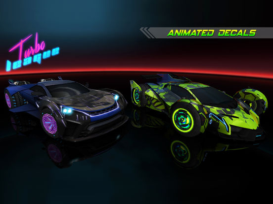 Turbo League Screenshot