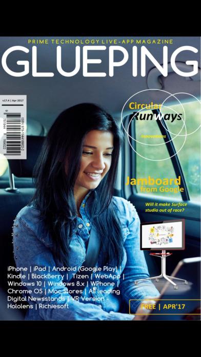 App Shopper: Glueping Magazine (Newsstand)