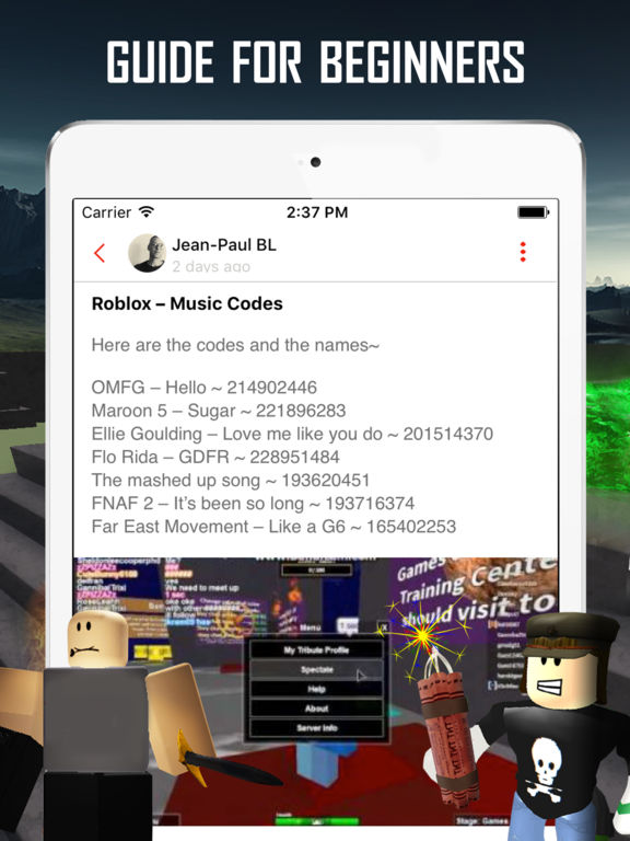 Roblox Codes For Music Look At Me