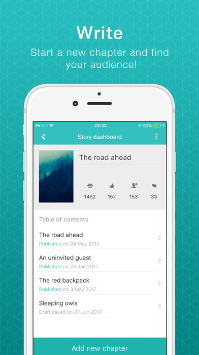 Best novel writing app iphone