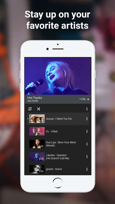 YouTube - Watch Videos, Music, and Live Streams Screenshot