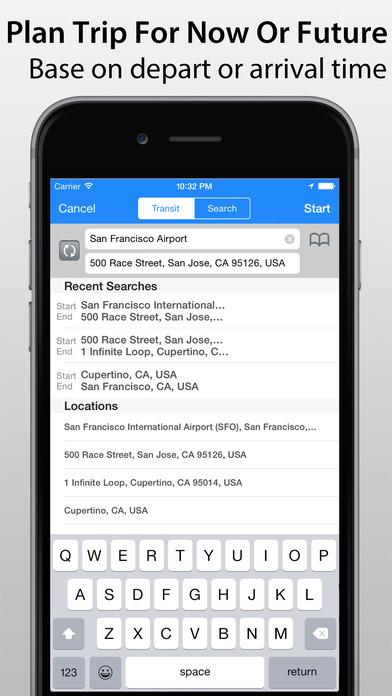 Transit ~ Directions with Public Transportation Screenshot