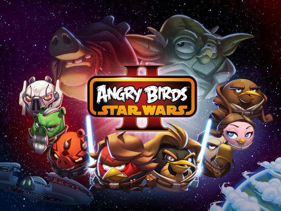 #1. Angry Birds Star Wars II (iOS)