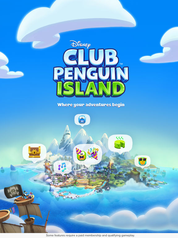 Club Penguin Island   Best Apps and Games