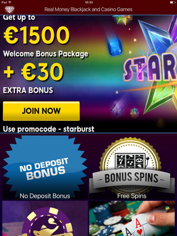 Casino Game App Real Money