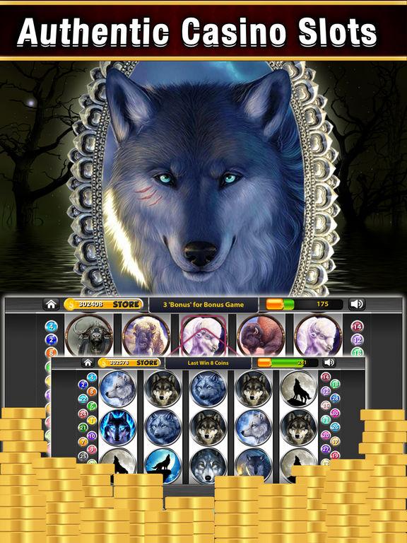 App Shopper White Buffalo Casino Slot Machine Games