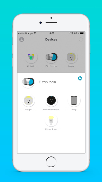 Yeti - Smart Home Automation - Apps for Hue
