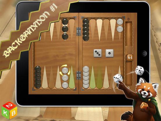 Backgammon Masters HD Screenshots
