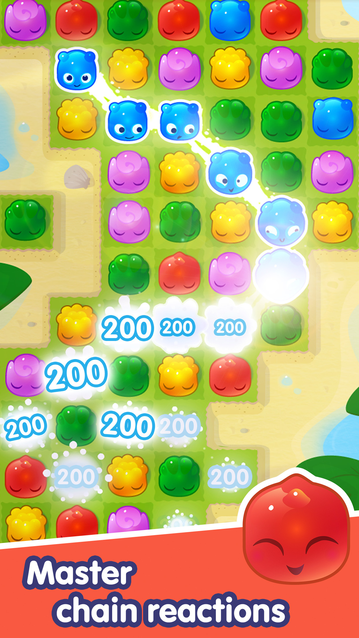 Jelly Splash Screenshot