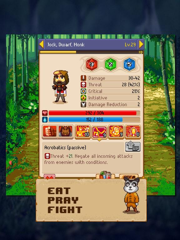 Knights of Pen & Paper 2 Screenshot
