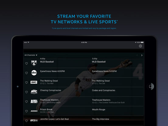 Can t find directv now app on firestick