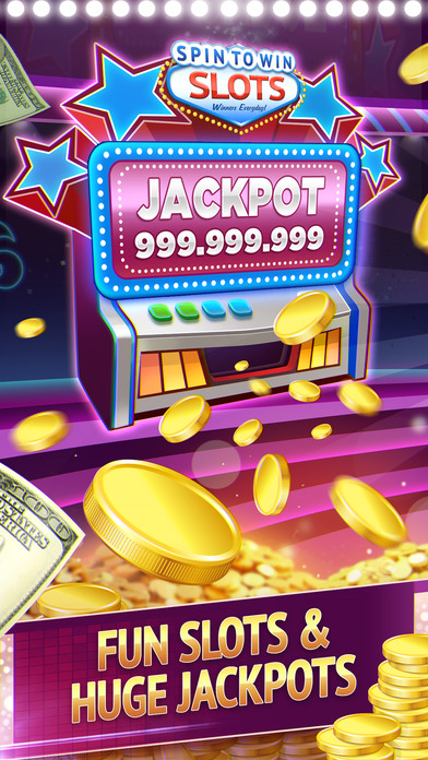 Spin To Win Slots Win Real Cash