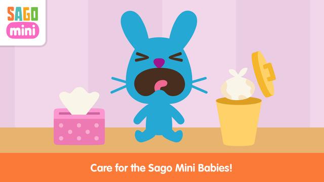Sago Mini Babies Screenshots