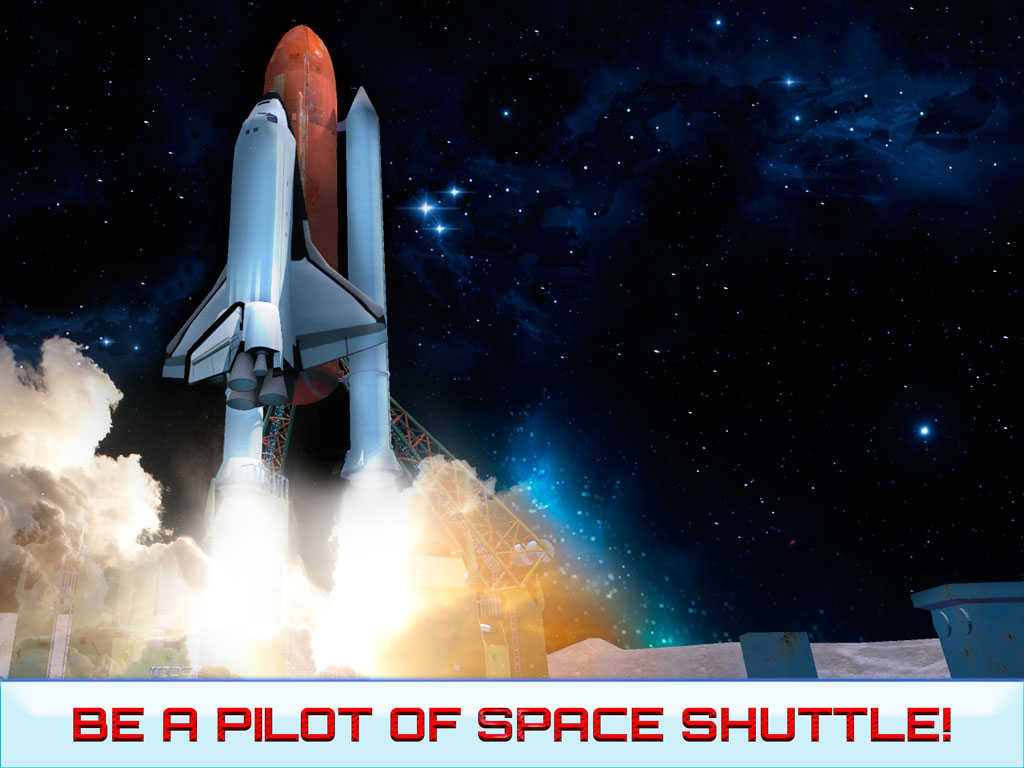 space shuttle landing simulator - photo #27