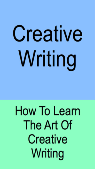 creative writing applications for android