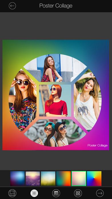 App Shopper: PIP Poster Collage Maker - Photo Editor ...