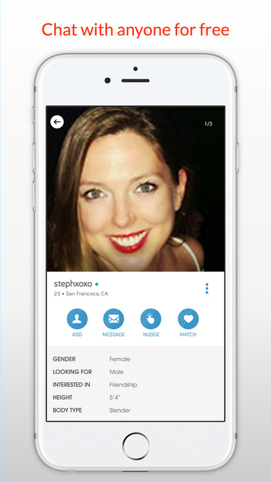 Locals dating and chat site app
