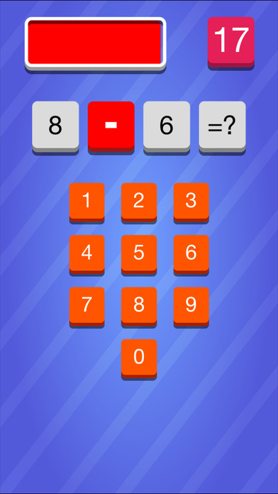 OMG MATH Screenshot on iOS