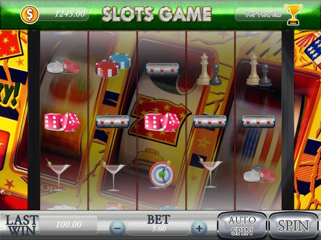 Slot Games Strip