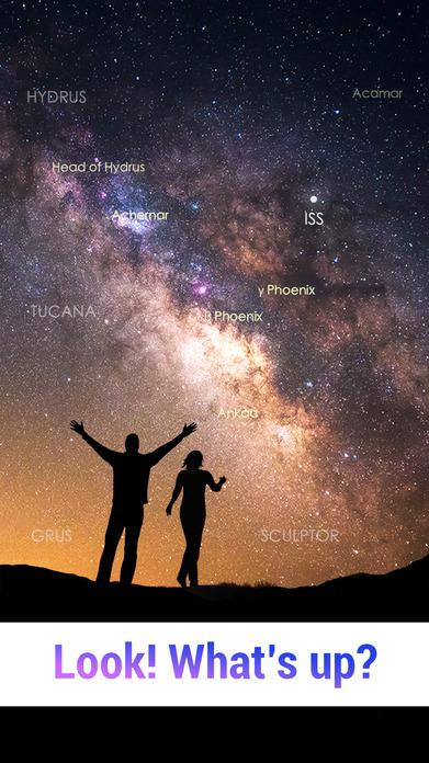 Star Walk™ 2 Ads+ View Night Sky Map & Planets Screenshot