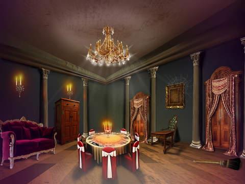 784  Abandoned Palace Escape-ipad-3