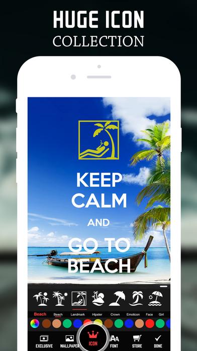 App Shopper Keep Calm Funny Poster Maker Entertainment