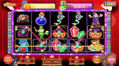 Triple Fire Casino Slots: Free Slot Of The Dog Game HD! Screenshot on iOS