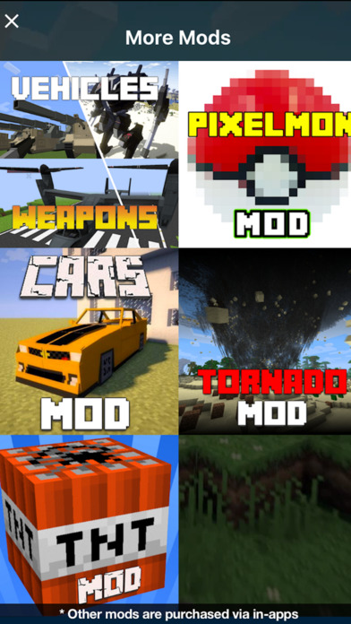 PIXELMON MODS for Minecraft PC Edition - The Best Pocket Wiki & Tools for MCPC Screenshot