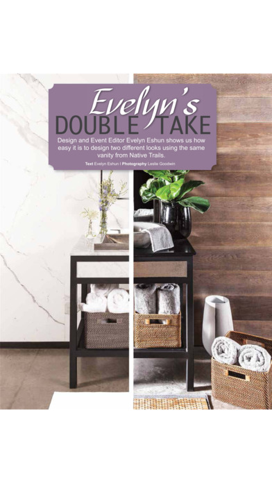 Canadian Home Trends Magazine Apppicker
