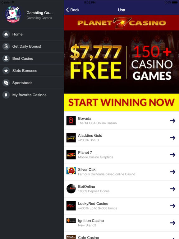 Free ipad casino no deposit