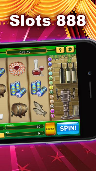Casino 888 slot machine