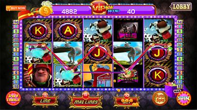 Triple Fire Casino Slots: Free Slot Of Magic Free Games HD ! Screenshot on iOS