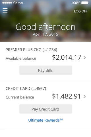 Download Chase Mobile® app for iPhone and iPad