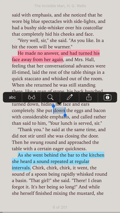 Marvin 3 – eBook and comic book reader Screenshots