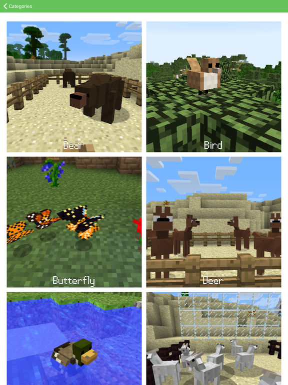 ANIMALS MOD with Shark (jaws) for Minecraft PC Guide Edition-ipad-2