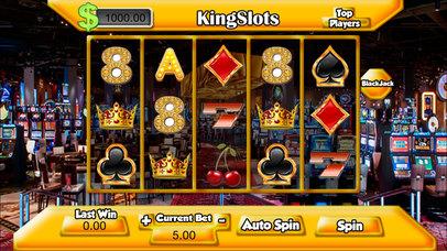 AAA 777 KING SCREAM SLOTS VEGAS Screenshot on iOS