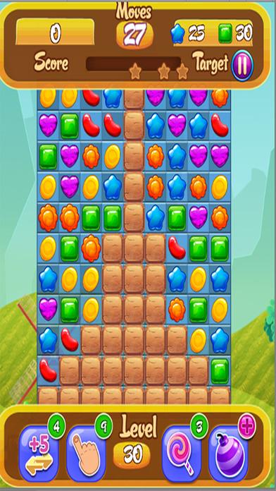 Candy Blast Jelly Screenshot on iOS