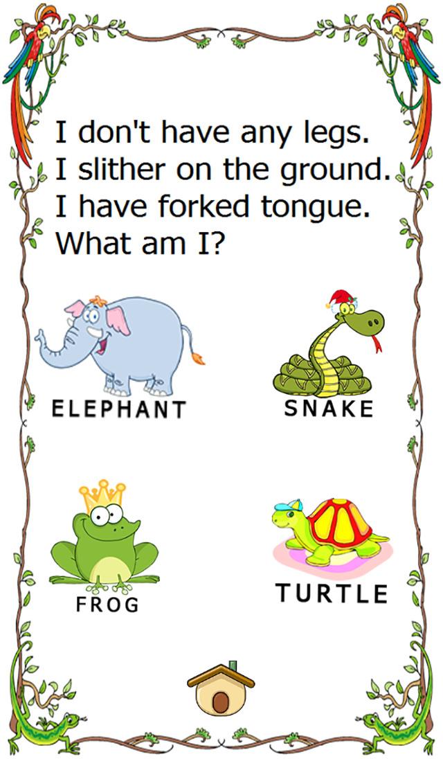 Animal Am I Quiz Related Keywords & Suggestions - Animal Am