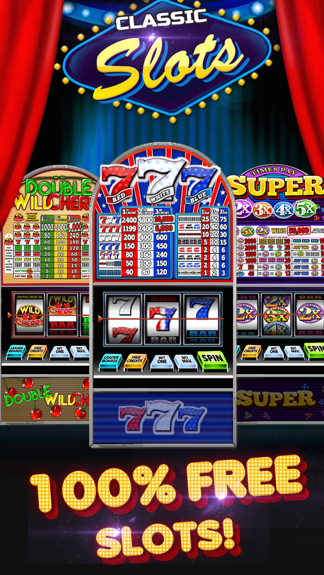 100 Free Slots Games